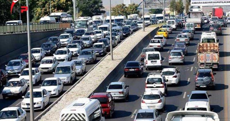 Ankara'da 1 Mayıs'ta bazı yollar trafiğe kapatılacak
