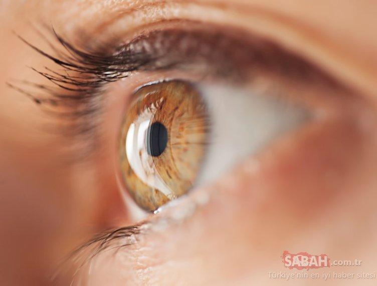 Göz sağlığına iyi gelen mucizevi besinler