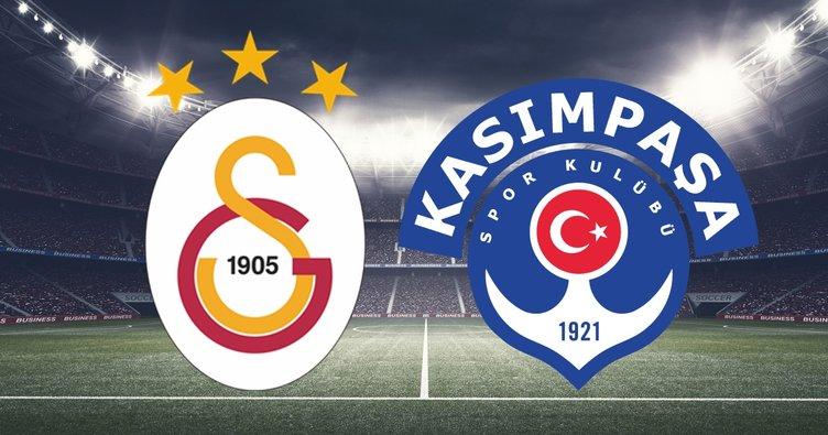 Falcao'nun ilk maçı! Galatasaray Kasımpaşa maçı ne zaman, saat kaçta? Süper Lig 4. hafta açılış karşılaşması