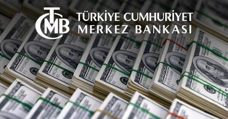 Merkez Bankası rezervleri 82 milyar 351 milyon dolar oldu
