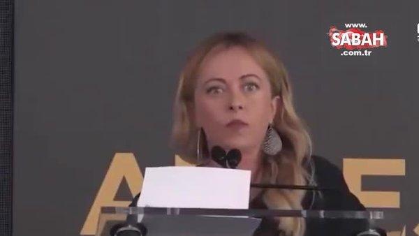 Sömürgeciler birbirine düştü! İtalyan Meclis Üyesi, Macron'u böyle eleştirmişti   Video