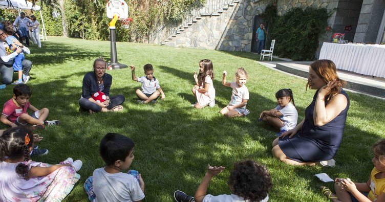 Yeşil alanlar okul çocuklarının zihinsel gelişimini olumlu etkiliyor