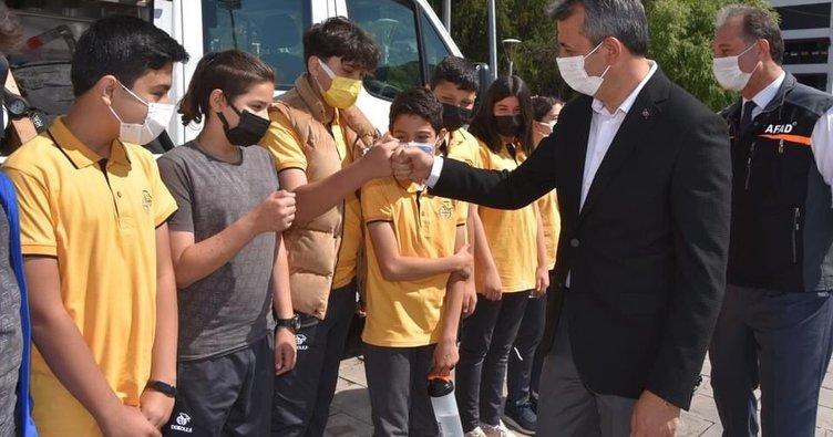 Kırıkkale'de afet eğitim seferberliği
