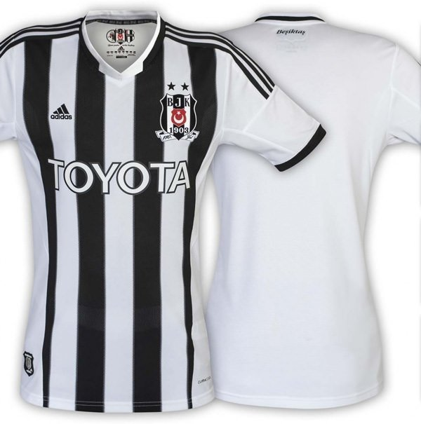 Beşiktaş'ın 2013-2014 sezonu formaları