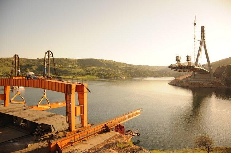 Türkiye'nin en uzun üçüncü köprüsü