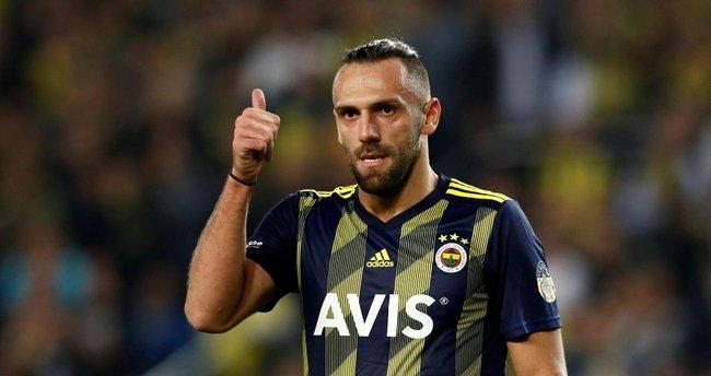 Son dakika: Fenerbahçe taraftarını heyecanlandıran paylaşım! Vedat Muriqi...
