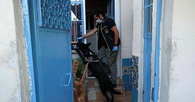 Balıkesir'de polis 25 aranan şahsı yakaladı