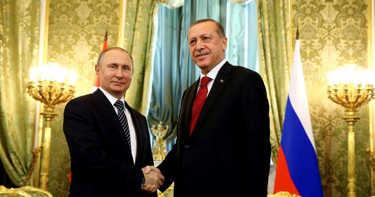 Erdoğan ve Putin 3 Mayıs'ta görüşecek