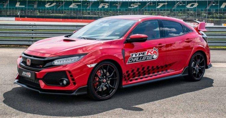 Honda Civic Type-R'dan bir rekor daha