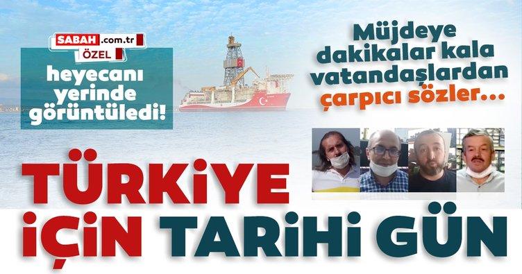 Son dakika haberi: Türkiye için tarihi gün! Sabah.com.tr büyük heyecanı yerinde görüntüledi! Vatandaşlardan çarpıcı ifadeler...