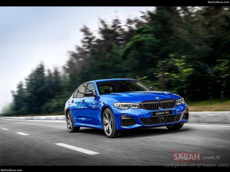 BMW 3 Serisi'nin yeni modeli duyuruldu! Uzun aks mesafeli yeni model hakkındaki detaylar...