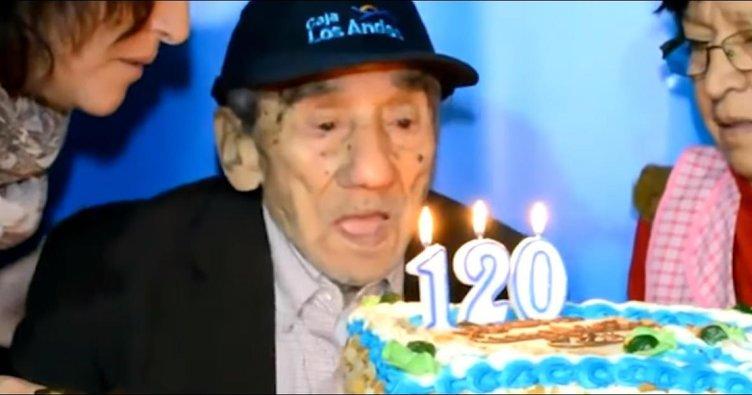 121 yaşında ama rekorlar kitabında ismi yer almıyor