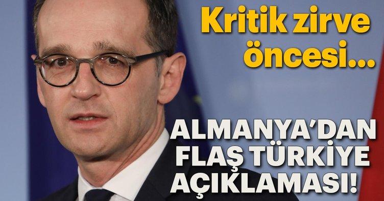 Alman bakandan Türkçe mesajlar!
