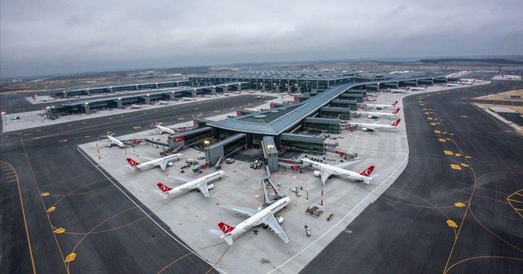 İstanbul havalimanlarından 11 ayda 37,5 milyon yolcu uçtu
