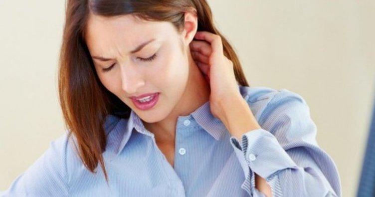 Boyun ağrısı neden olur, nasıl geçer? Boyun ağrısı nasıl tedavi edilir?