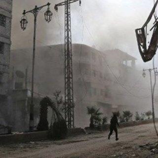 Esed rejimi Doğu Guta'da yine saldırdı: 25 ölü