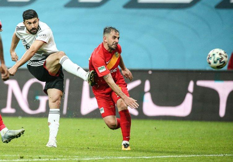 Spor yazarları Beşiktaş-Yeni Malatyaspor maçını değerlendirdi