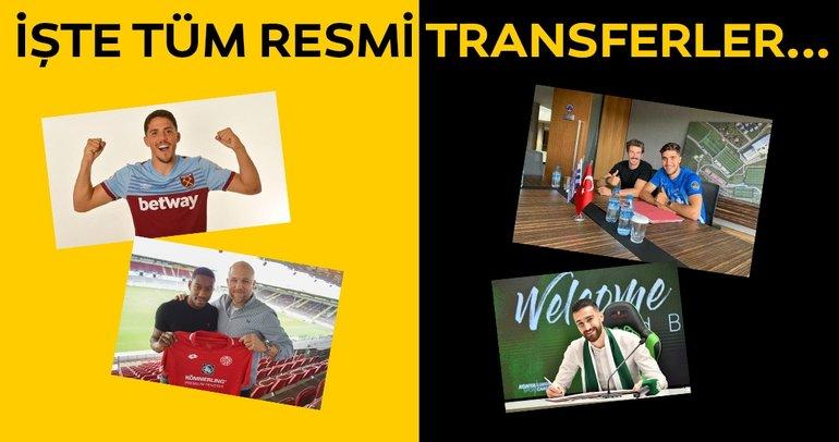 Biten Transferler - 2019/2020 Sezonu