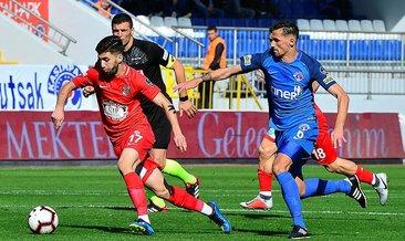 Antalyaspor Kasımpaşa'yı devirdi, zirveye yaklaştı