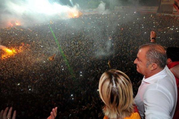İşte Fatih Terim'li Galatasaray'ın transfer listesi...