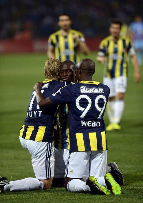 İşte Ersun Yanal'ın Fenerbahçe 11'i