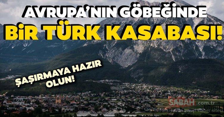 Avrupa'nın göbeğindeki Türk kasabası! Küçük Türkiye denilen Telfs nerede?
