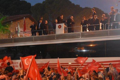 Başkan Erdoğan'dan İzmir'e müjde