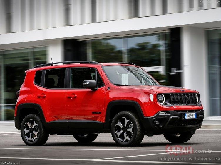 2021 Jeep Renegade 4xe ve Compass 4xe tanıtıldı! Her iki model hakkında her şey
