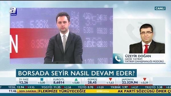 Doğan: Borsa İstanbul orta uzun vadede iskontolu bölgeye girdi
