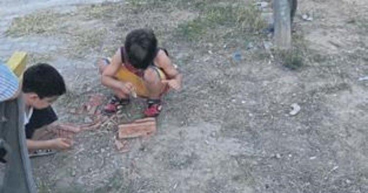 MelihABİ: Elektrik kabloları ortada tehlike kapıda