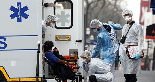 Fransa'da Kovid-19 salgını: Son 24 saatte 13 bin 948 vaka tespit edildi