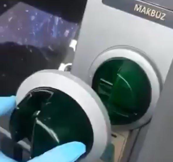 ATM'lerdeki gizli tehlikeye dikkat