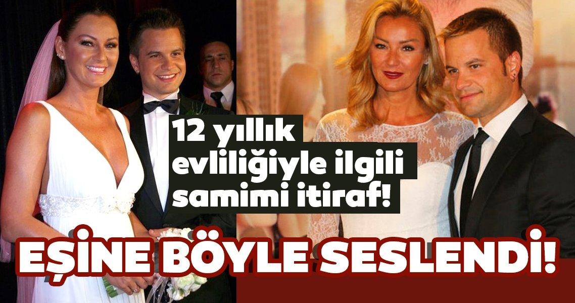 Pınar Altuğ'dan 12 yıllık evliliği ile ilgili samimi itiraf! Pınar Altuğ eşi Yağmur Atacan'a böyle seslendi...