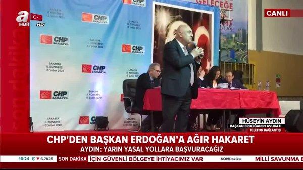 CHP'den Cumhurbaşkanı Edoğan'a ağır hakaret!CHP Grup Başkanvekili Engin Özkoç'tan tepki çeken sözler   Video