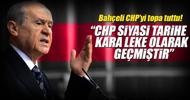 'CHP terörün krikosu ve megafonu oldu'