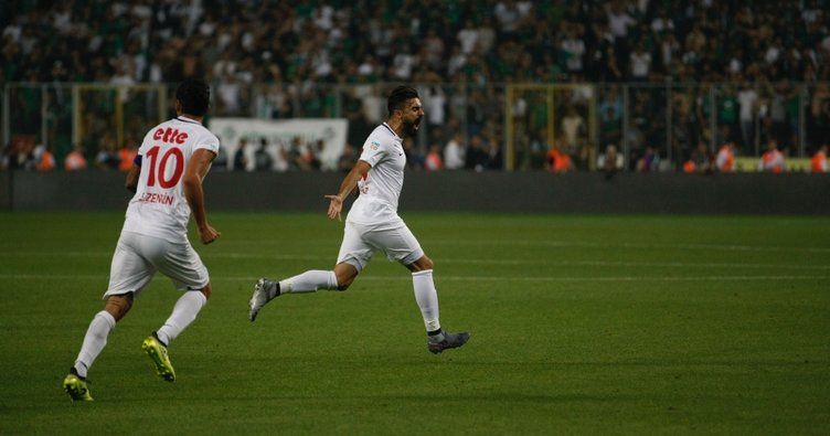 Fatih Karagümrük Sakaryaspor'u geçti, Spor Toto 1. Lig'e yükseldi