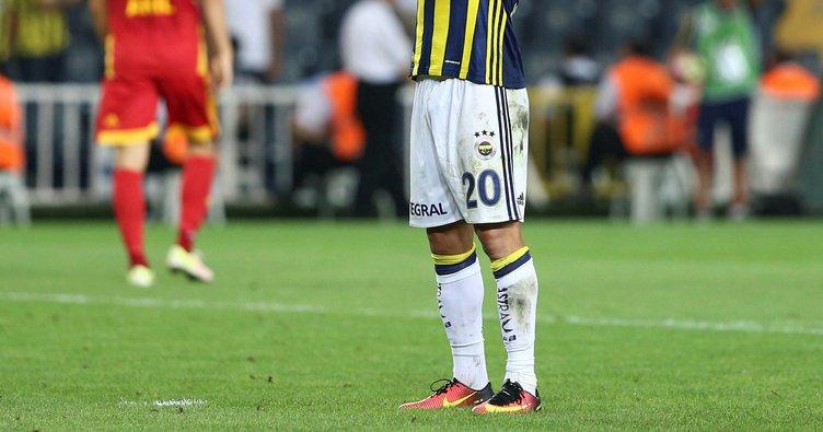 Fenerbahçe Volkan Şen'in biletini kesti!