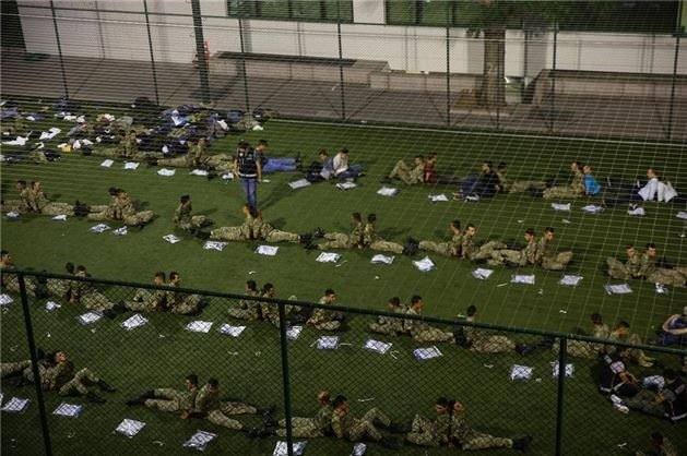 Cumhurbaşkanlığı Muhafız Alayı'na operasyon