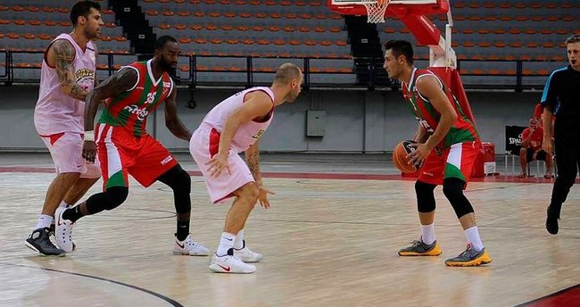 Karşıyaka, Olympiakos'tan fark yedi