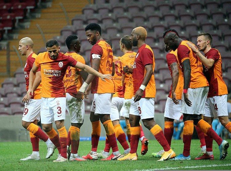 Son dakika Galatasaray transfer haberi: Fatih Terim'in gözdesi konuştu! G.Saray ile görüşüyoruz