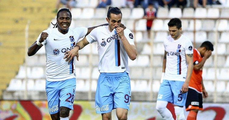 Trabzonspor'da yeni formalar satışa çıkıyor