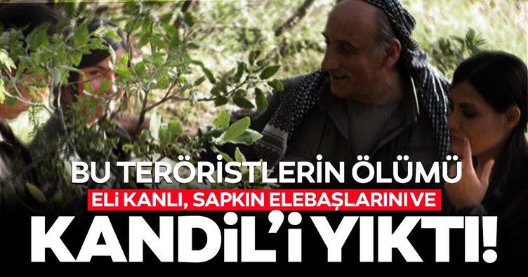 SON DAKİKA... 4 terörist öldürüldü, Kandil yıkıldı!