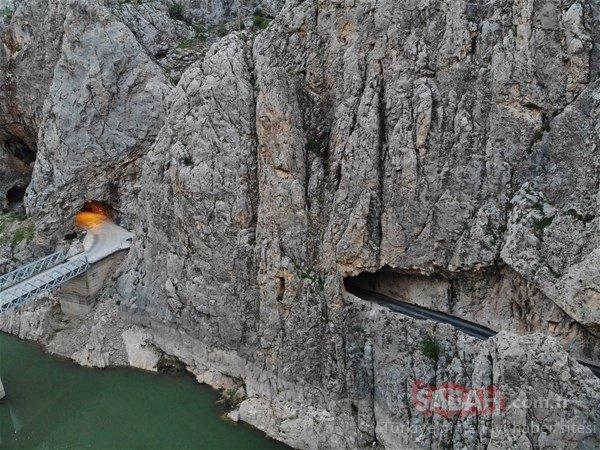 Türkiye`nin en tehlikeli yolları