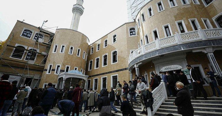 Almanya'daki Mevlana Camisine yapılan polis baskınına kınama