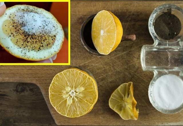 Şifalı üçlü! Tuz, karabiber ve limonun iyi geldiği hastalıklar