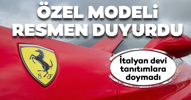 Ferrari 488 GT Modificata tanıtıldı! Yeni canavar...