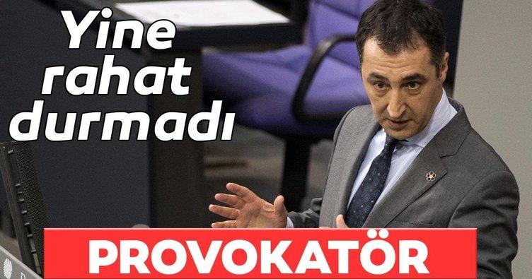 Cem Özdemir TRT'ye tehdit yağdı