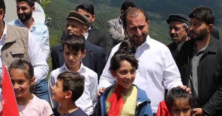 Ardahan'ın çocukları, 'Geleceğe yön ver'ecek!