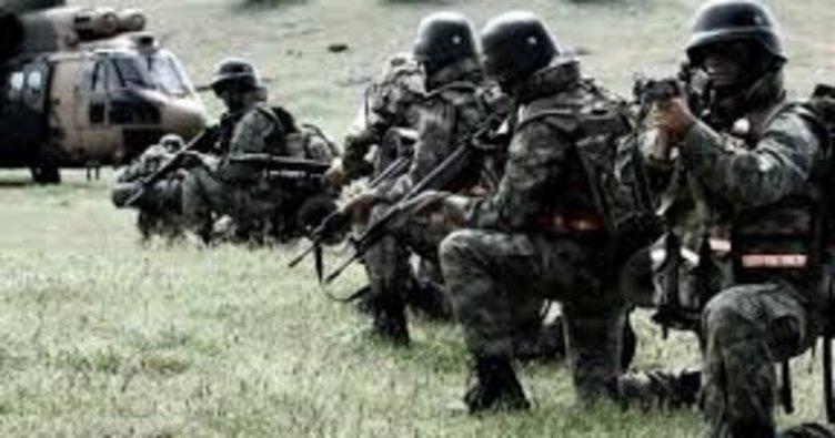 TSK: Son 1 haftada 38 terörist etkisiz hale getirildi