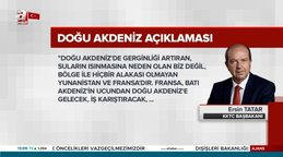 KKTCBaşbakanı Ersin Tatar SABAH'a konuştu: 'KıbrısTürkü'nün geleceğiDoğu Akdeniz'deki mücadeleye bağlı'